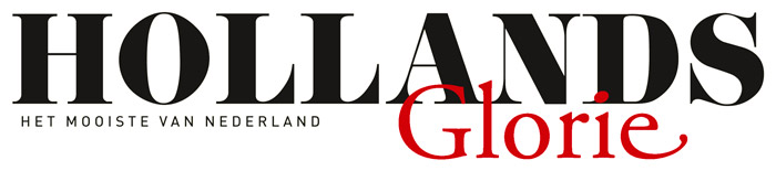 Logo Hollands Glorie Magazine