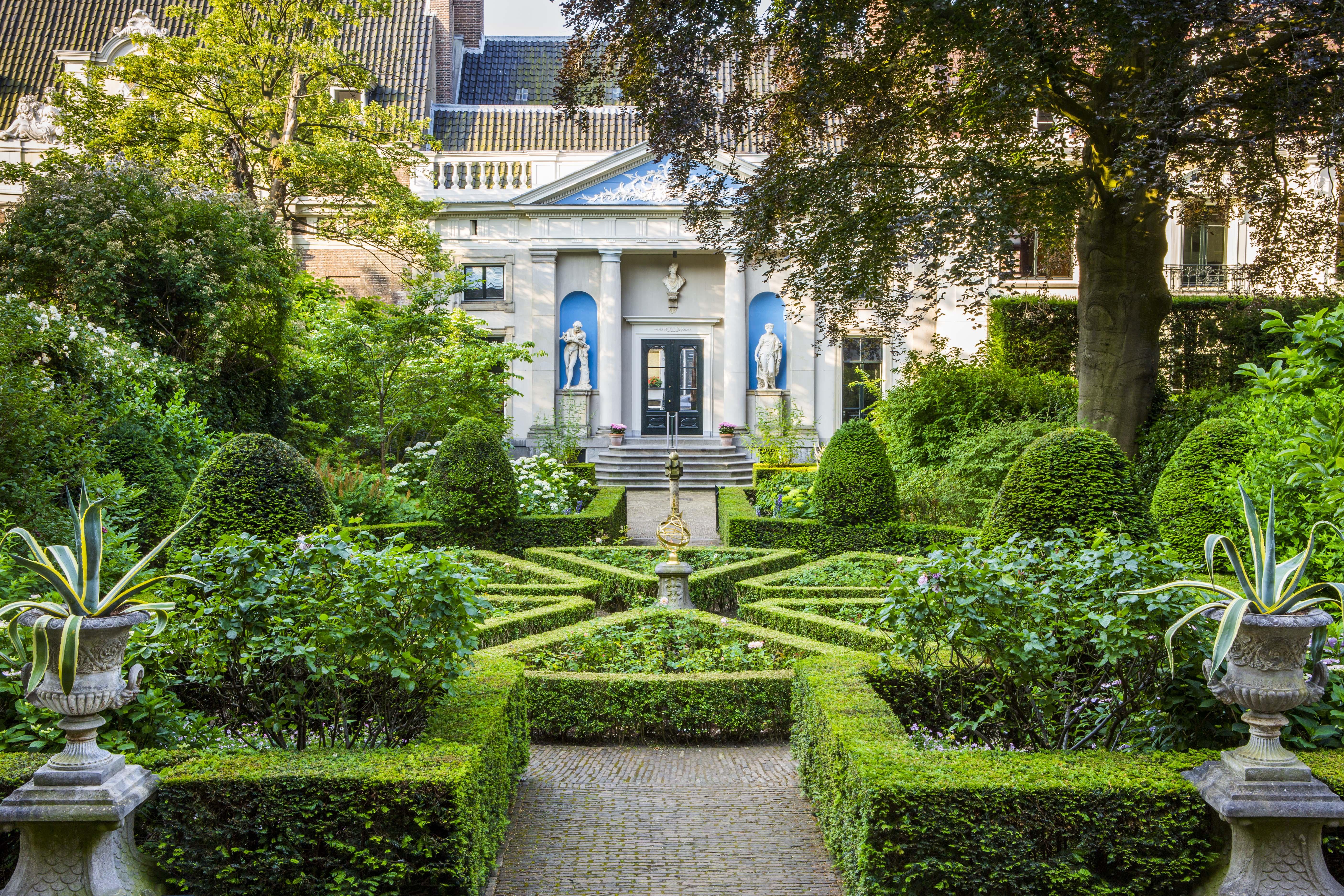 Hollands Glorie Open Tuinen Dagen