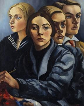 Vrouwen kunstenaars Hollands Glorie